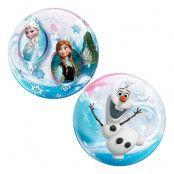 Bubbelballong Frost/Frozen