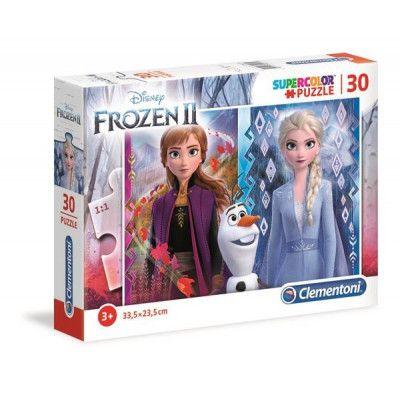 Clementoni Pussel Disney Frozen 2 (30-bitar)