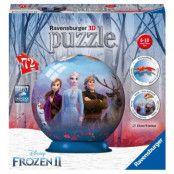 Ravensburger Disney Frozen 2 Pusselboll 3D 72-bitar