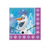 Disney Frozen Servetter 20-pack