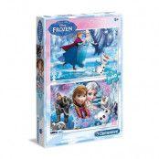 Clementoni Pussel Special Disney Frozen (2x60 bitar)