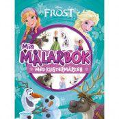 Disney Frozen Min målarbok med klistermärken