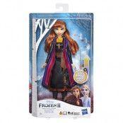 Disney Frozen 2 Autumn swirling adventure Anna