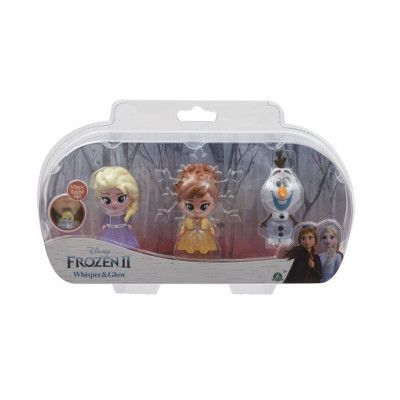 Disney Frozen 2 Minifigurer 3-pack med LED