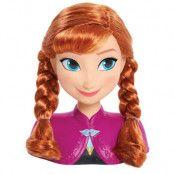 Disney Frozen Anna Frisyrhuvud