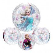 Folieballong Orbz Disney Frost/Frozen