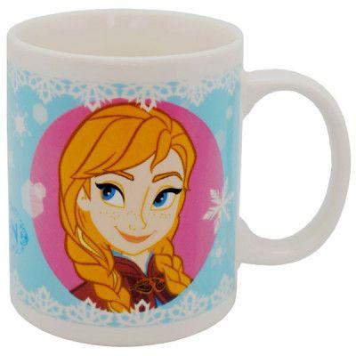 Frost Mugg med Anna och Elsa