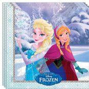 Frost Sisters Servetter