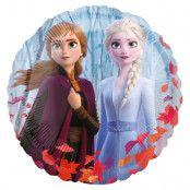 Frozen 2 Rund Folieballong