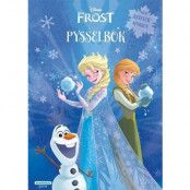 Kärnan Disney Frozen Pysselbok
