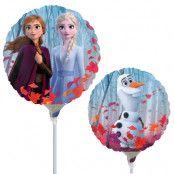 Liten Frozen 2 Rund Folieballong
