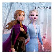 Kaffeservetter Elsa & Anna Frost/Frozen 2 - 20-pack