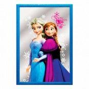 Spegeltavla Frost/Frozen Elsa och Anna