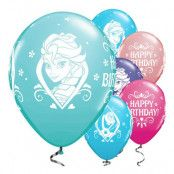 Ballonger Disney Frost/frozen Happy Birthday - 25-pack
