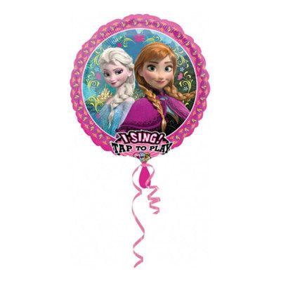 Sing-A-Tune Frozen Folieballong