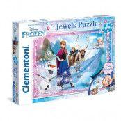 Clementoni Pussel Disney Frozen Jewel (104-bitar)