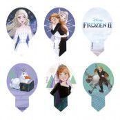 Cupcake Dekoration Frozen/Frost - 10-pack