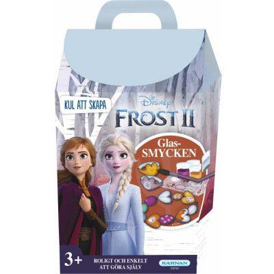 Kul att skapa Disney Frozen (Glassmycken)