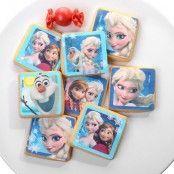 Tårt- och Muffinsbilder Frost Sockerpasta