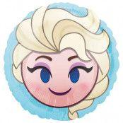 Elsa Emoji Folieballong