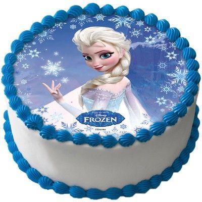 Frozen Tårtoblat Sockerpasta B