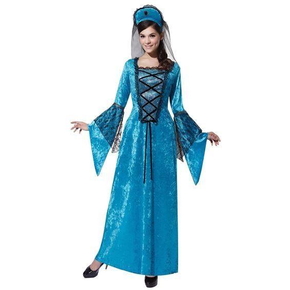 elsa frost kostym