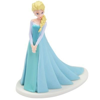 Tårtdekoration Frost Elsa Disney