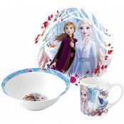 Disney Frozen 2 Gåvoset keramik 3-delar