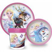 Disney Frozen 2 Premium gåvoset 3-delar