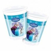 Frost Skating Plastmuggar - 8-pack