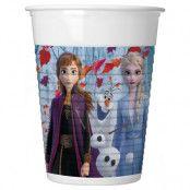 Frozen 2 Plastmuggar