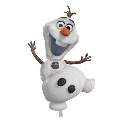 Folieballong Olaf Frost/Frozen
