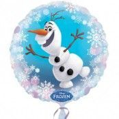 Frost Olaf Folieballong