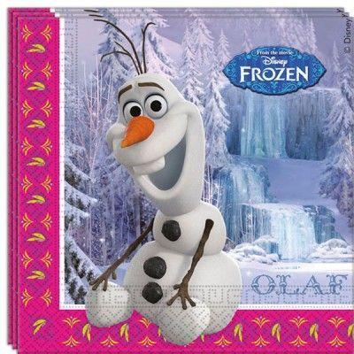 Frost Olof Servetter