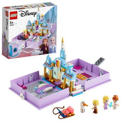 LEGO Disney Princess 43175 Anna och Elsas sagoboksäventyr