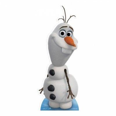 Olaf Kartongfigur