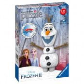 Ravensburger Frozen 2 Olof 3D Pussel 54-bitar