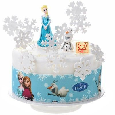 Tårtband Frost Sockerpasta