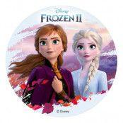 Tårtbild Frozen II
